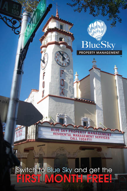 Free Mgmt Offer - Contact Blue Sky for Details!